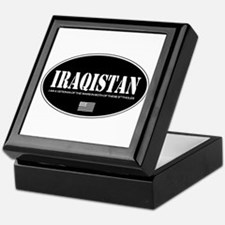 Iraqistan Keepsake Box