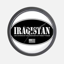 Iraqistan Wall Clock