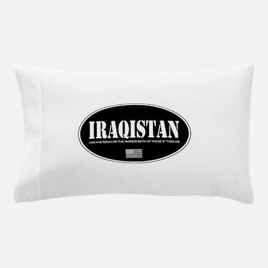 Iraqistan Pillow Case