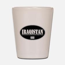 Iraqistan Shot Glass