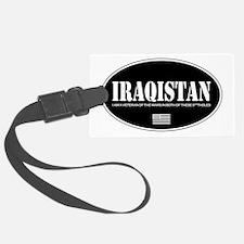 Iraqistan Luggage Tag