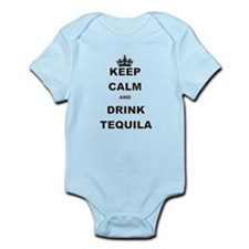 KEEP CALM AND DRINK TEQUILA Body Suit