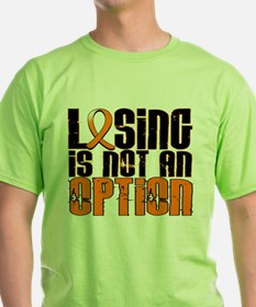 Losing Is Not An Option Multiple Sclerosis T-Shirt