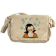 Penguin (A) Messenger Bag