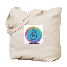 Rainbow Boy Scouts Tote Bag