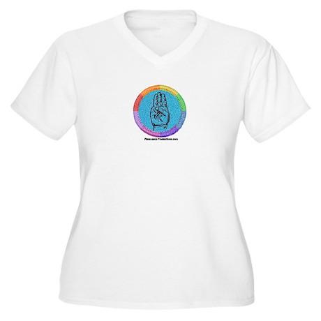 Rainbow Boy Scouts Plus Size T-Shirt