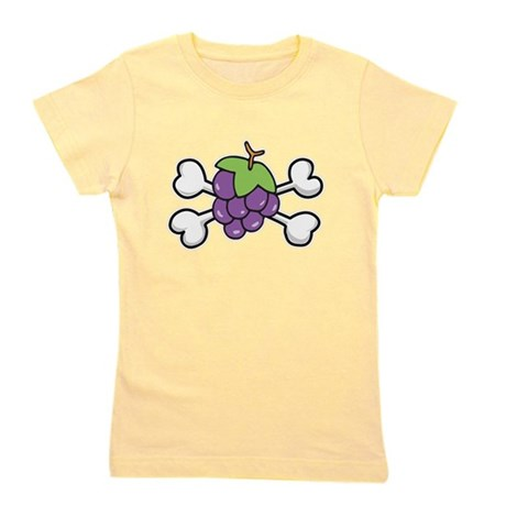 grapes.png Girl's Tee
