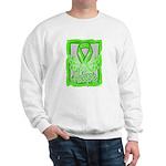 Butterfly Non-Hodgkins Lymphoma Sweatshirt