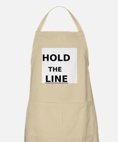 Hold the Line Apron