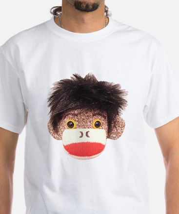 Sock Monkey Tommy Shirt