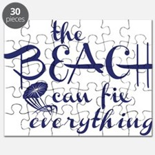 The Beach Can Fix Everything Puzzle