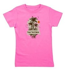 Funny Hawaii Girl's Tee