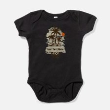 Cool Beach Baby Bodysuit