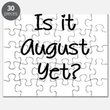 Is It August Yet Puzzle