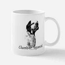 Clumber Spaniel Charcoal Mug