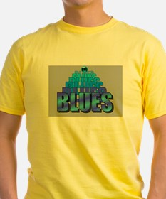 BLUES MUSIC BLUES T-Shirt