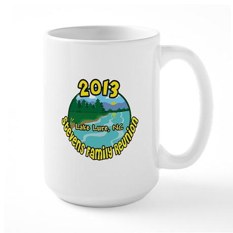 Stevens Reunion 2013 Logo Mug