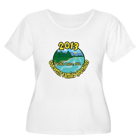 Stevens Reunion 2013 Logo Plus Size T-Shirt