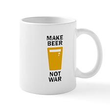 Make Beer Not War Mug