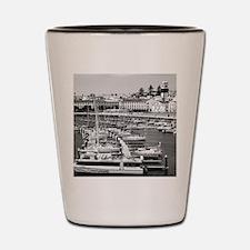 Ponta Delgada Shot Glass