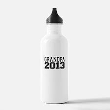 GRANDPA 2013 Water Bottle