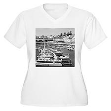 Ponta Delgada Plus Size T-Shirt