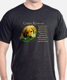 Heritage of Love_Golden Puppy T-Shirt