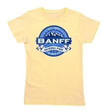 Banff NP Blue.png Girl's Tee