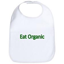 Eat Organic Bib