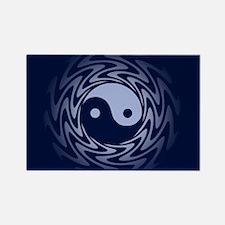 Unique Confucianism Rectangle Magnet