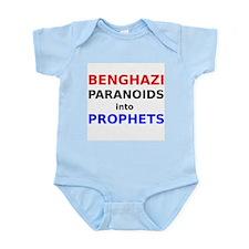 Benghazi Paranoids into Prophets Body Suit