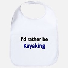 Id rather be Kayaking Bib