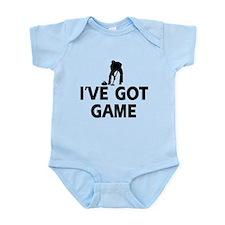 I've got game Curling designs Infant Bodysuit