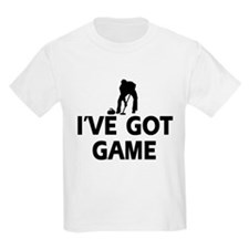 I've got game Curling designs T-Shirt