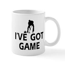 I've got game Curling designs Mug
