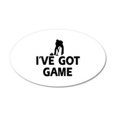 I've got game Curling designs Wall Decal