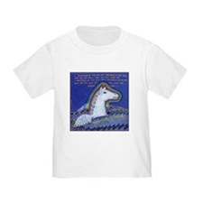"""The Horse's Dream"" Toddler Shirt"