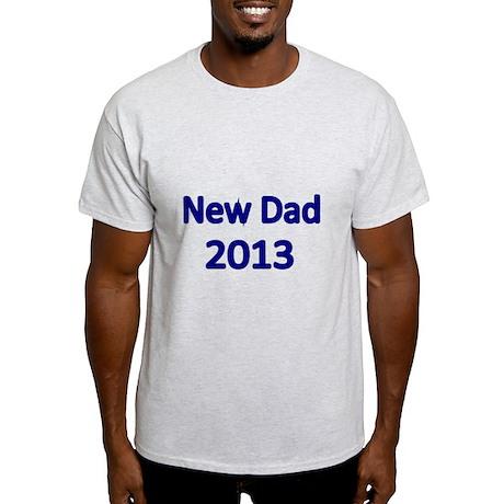 New Dad 2013-blue T-Shirt