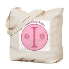 Baby I Tote Bag