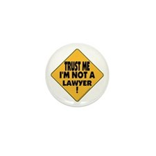 Trust me Mini Button