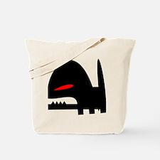 Evil Dog Tote Bag