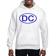 DC Oval - Washington DC Hoodie