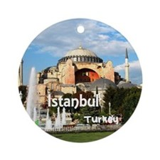 Istanbul Ornament (Round)