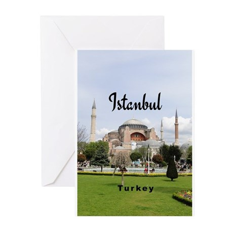 Istanbul Greeting Cards (Pk of 10)