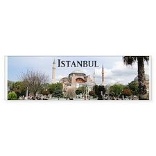 Istanbul Bumper Sticker