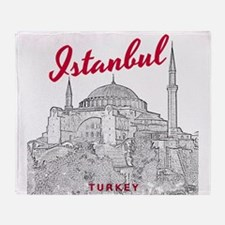 Istanbul Throw Blanket