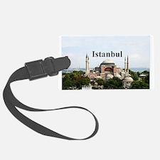 Istanbul Luggage Tag