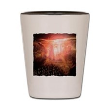 second coming of jesus christ, Shot Glass