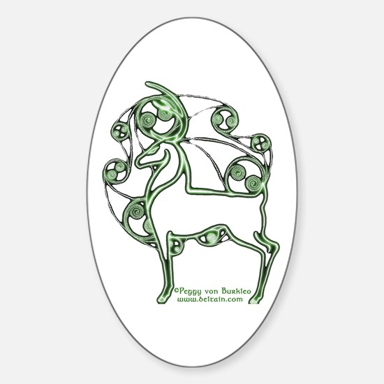 Herne #2 Oval Decal