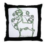 Herne #2 Throw Pillow